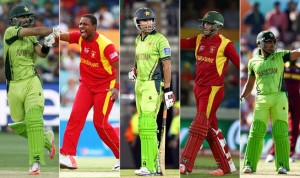 Pakistan won by 13 Runs in the 1st T20 against Zimbabwe