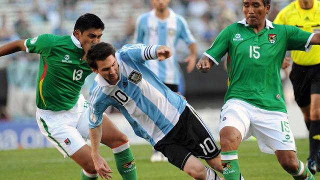 Argentina Vs Bolivia online