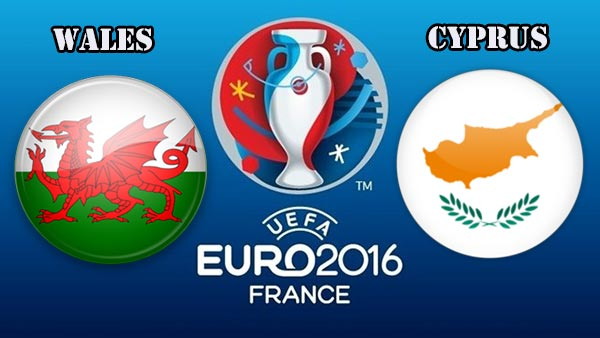 Wales Vs Cyprus