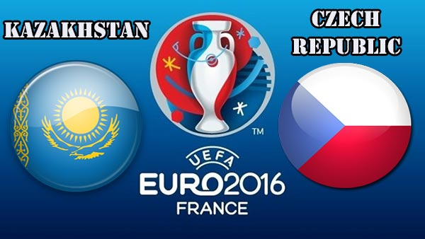 Czech Republic vs Kazakhstan live