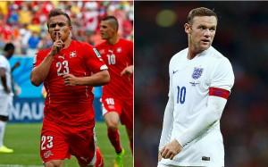 England won by 2 – 0 against Switzerland in Euro Qualifying