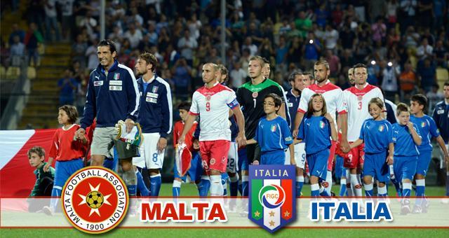 Italy Vs Malta