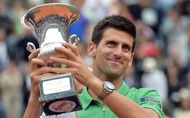 Novak Djokovic salary