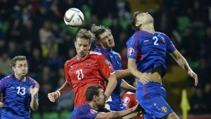 Sweden Vs Russia – UEFA Euro 2016 Qualifying