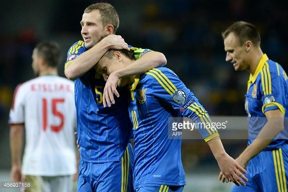 Ukraine Vs Belarus