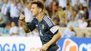 Argentina destroyed Bolivia by 7- 0 in friendly match