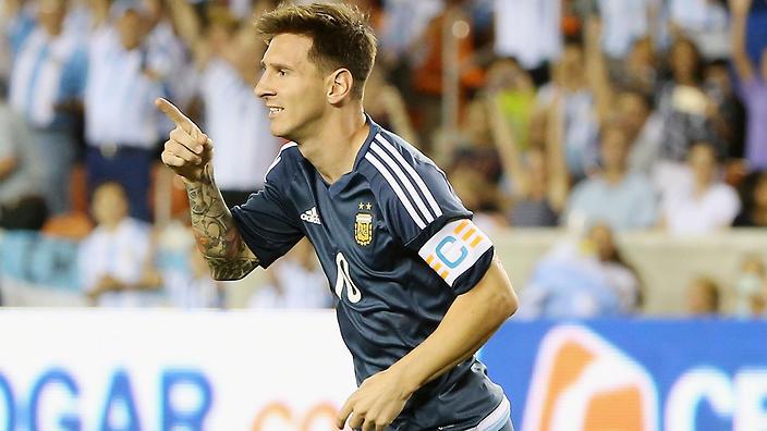 argentina 7 - 0 Bolivia