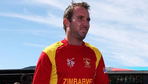 Brendan Taylor Zimbabwe