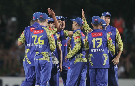 Cape Cobras Vs Lions Ram Slam