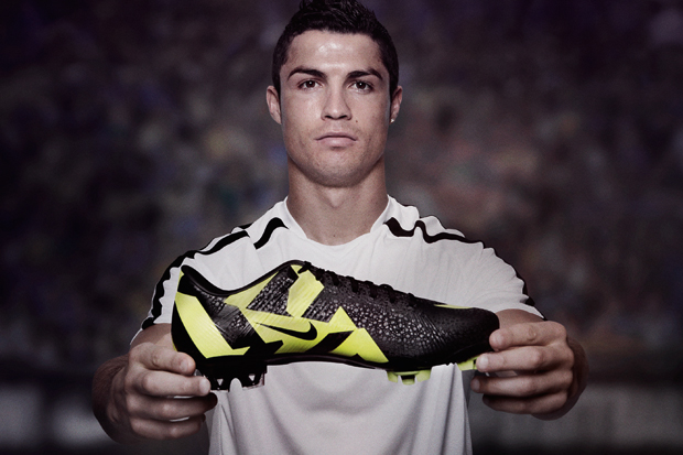Cristiano Ronaldo boot by Nike