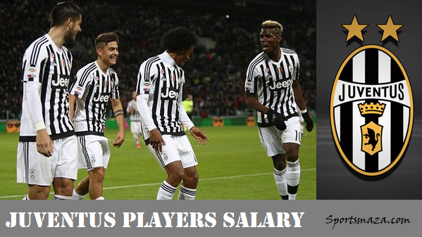 8889a9ba084 Juventus Players Salaries 2019-20 [How much Ronaldo get paid]