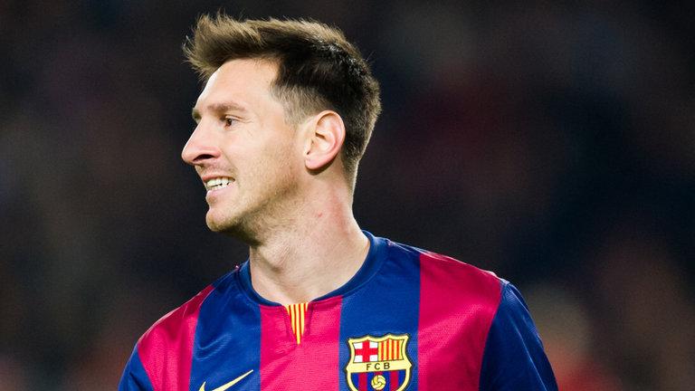 Messi...