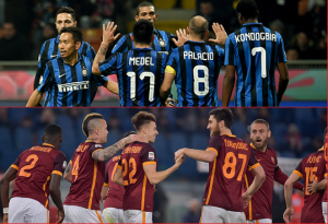 Inter Milan 1 – 1 Roma [19 March, 2016] – Highlights video [Match drawn]