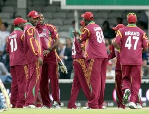 West Indies players in Ram Slam T20 2015