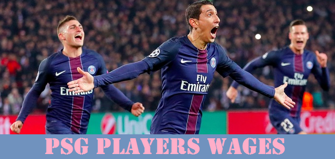 PSG Players salaries