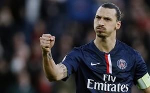 Ibrahimovic become the Top goal scorer of PSG & Ligue 1