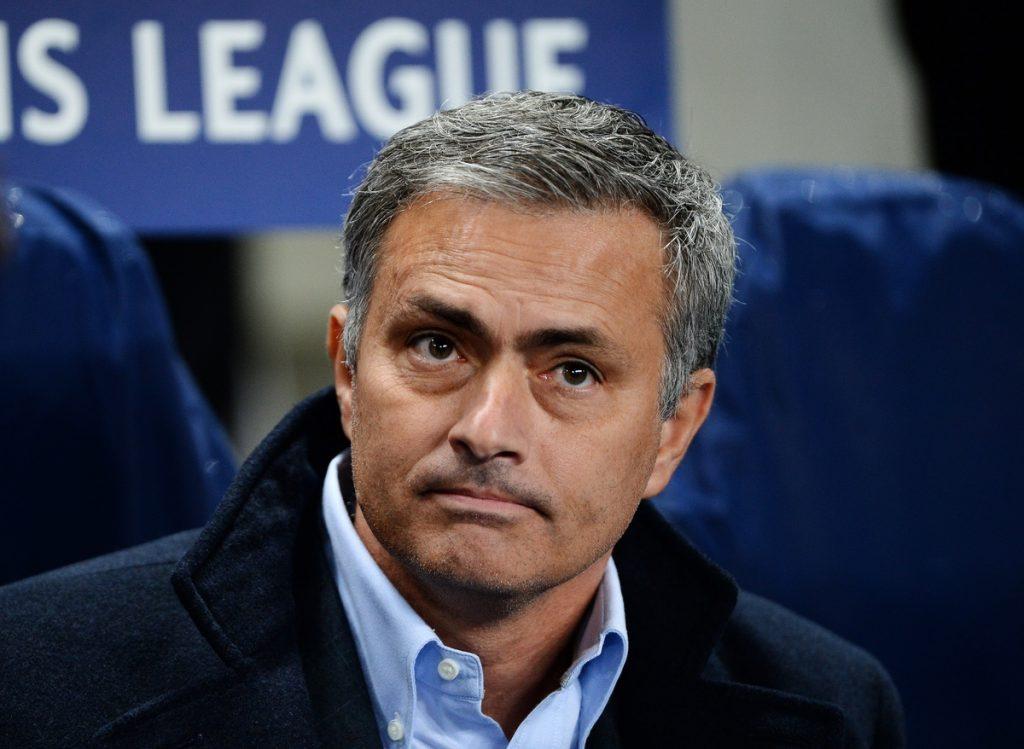 Jose Mourinho, Manger of Real Madrid