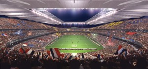 Stadium Preview of UEFA Euro 2016