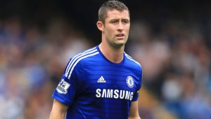 Cahill signed new four year deal with Chelsea