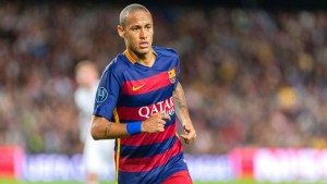 Neymer Out for a week for strain injury [Crisis in Barcelona forward]