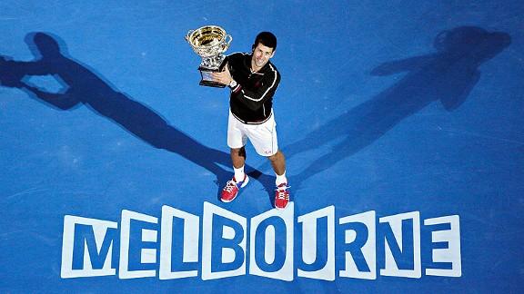 Australian open winner