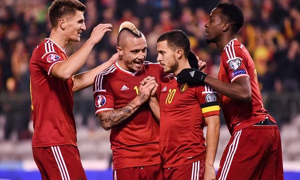Belgium ranking #1