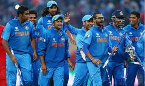 India team squad for ODI & T20 against Australia (January, 2016)