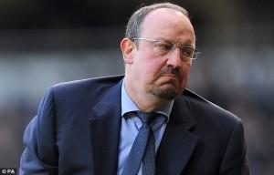 Real Madrid Sacked Benitez