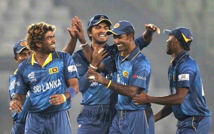 Sri Lanka t20 squad