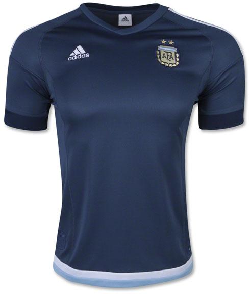 dace902f6 Copa America Centenario All Nations Jersey 2016 (+Image)