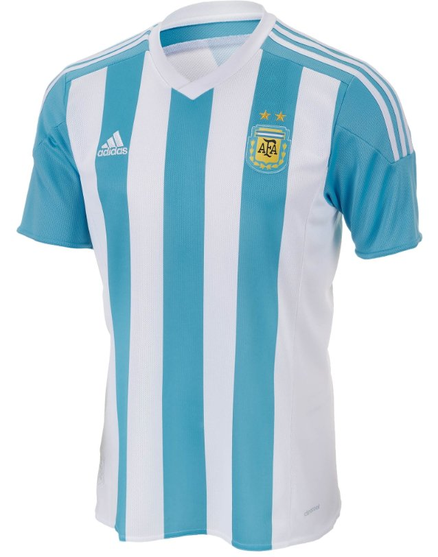 Argentina Hom kit for Copa America 2016