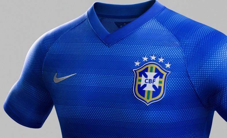 Brazil Away Kit for Copa America 2016