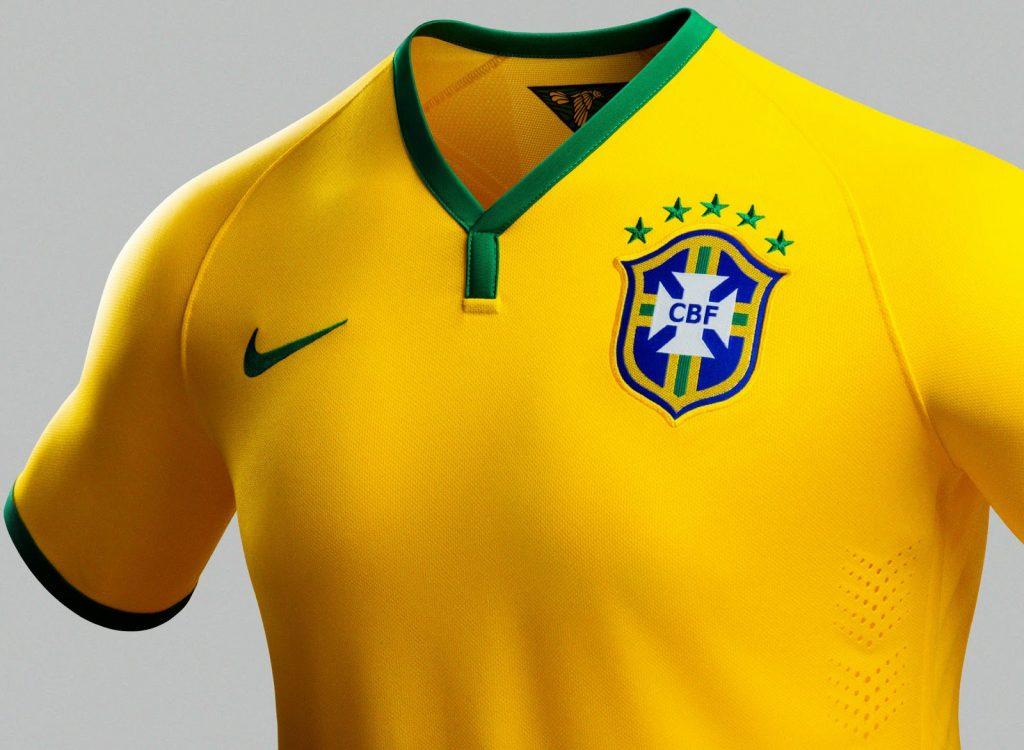 Brazil Home Kit for Copa America 2016
