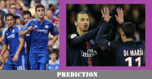 Chelsea Vs PSG Champions League Prediction