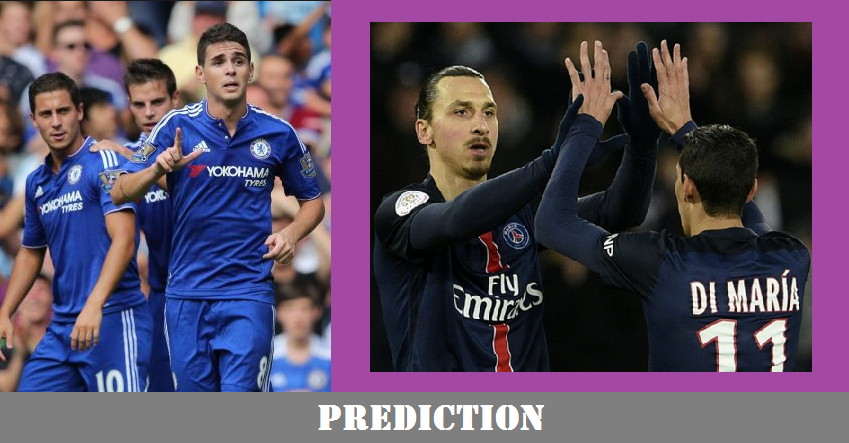 Chelsea Vs PSG prediction