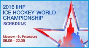 IIHF world Championship 2016