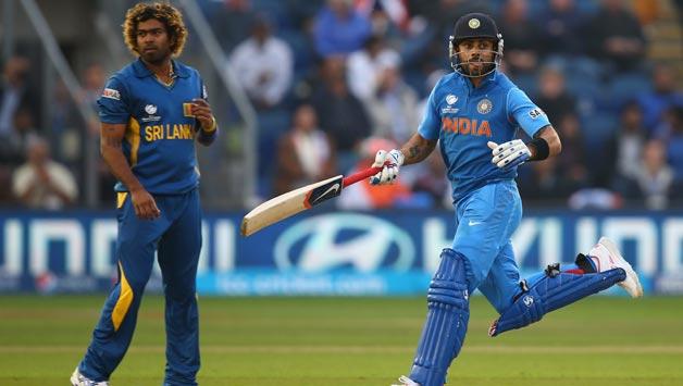 India Vs Sri Lanka fixture