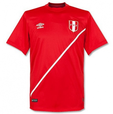Peru Away Kit for Copa America 2016