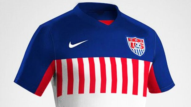 USA Home Kit for Copa America 2016