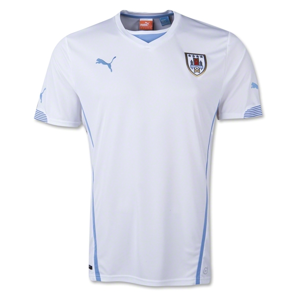 Uruguay Away Kit for Copa America 2016