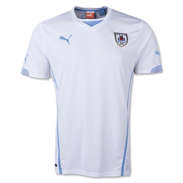 Uruguay Away Kit for Copa America 2016