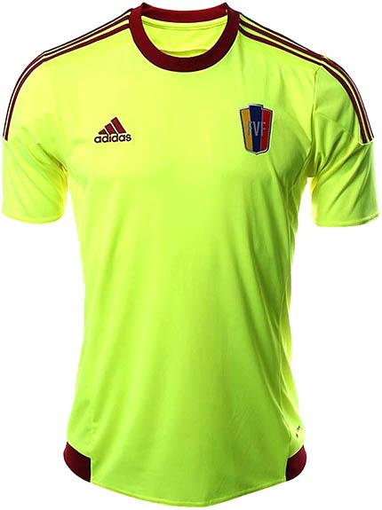 Venezuela Away Kit for Copa America 2016