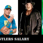 All WWE Wrestlers Salary 2019 (The Rock #1)