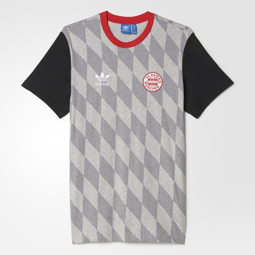 Bayern Munchen away kit