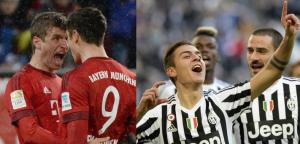 Bayern Vs Juve