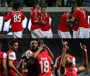 Braga Vs Benfica
