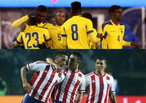 Ecuador Vs Paraguay