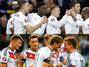 England - Germany