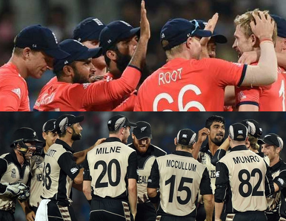 England - New Zealand