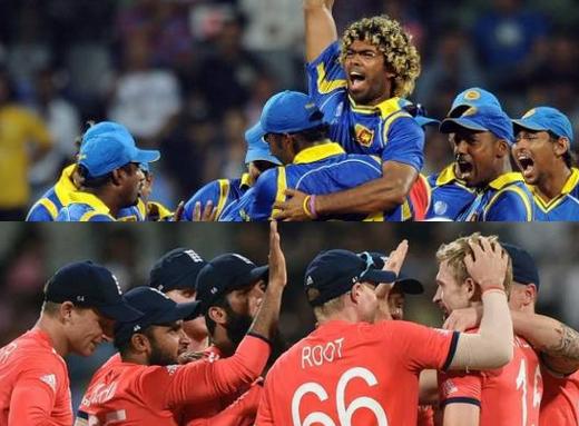 England - Sri Lanka